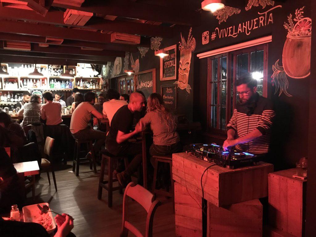 Huerta Bar