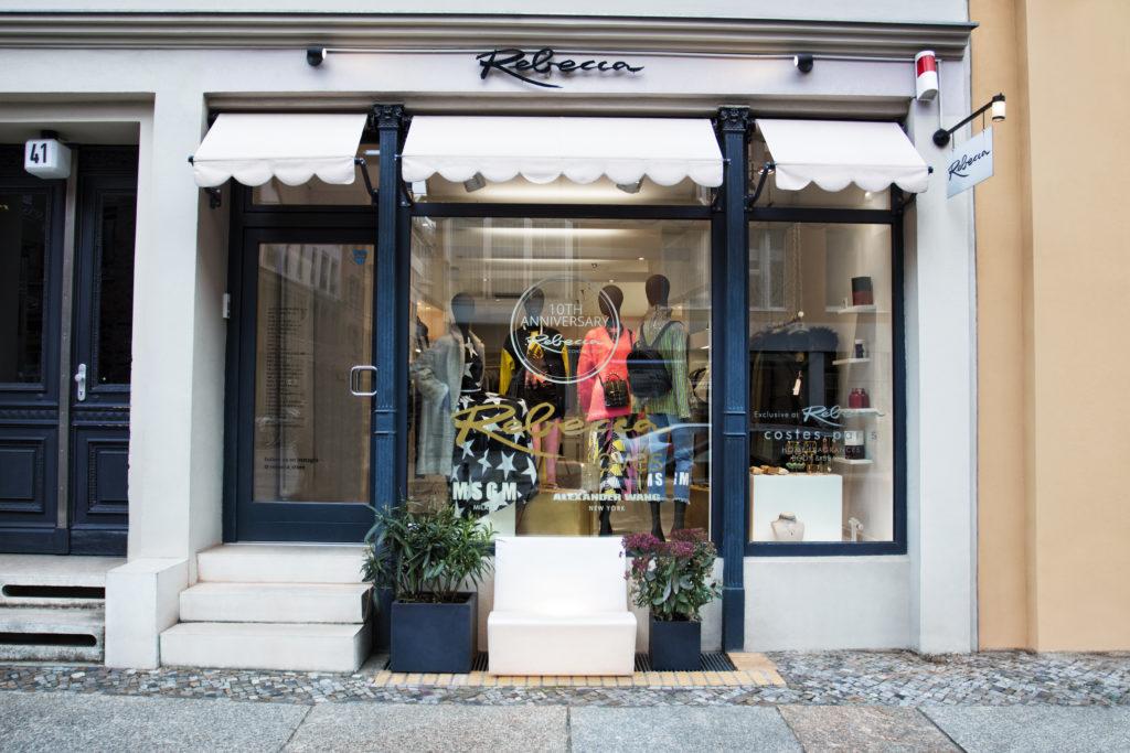 Rebecca Concept Store Berlin