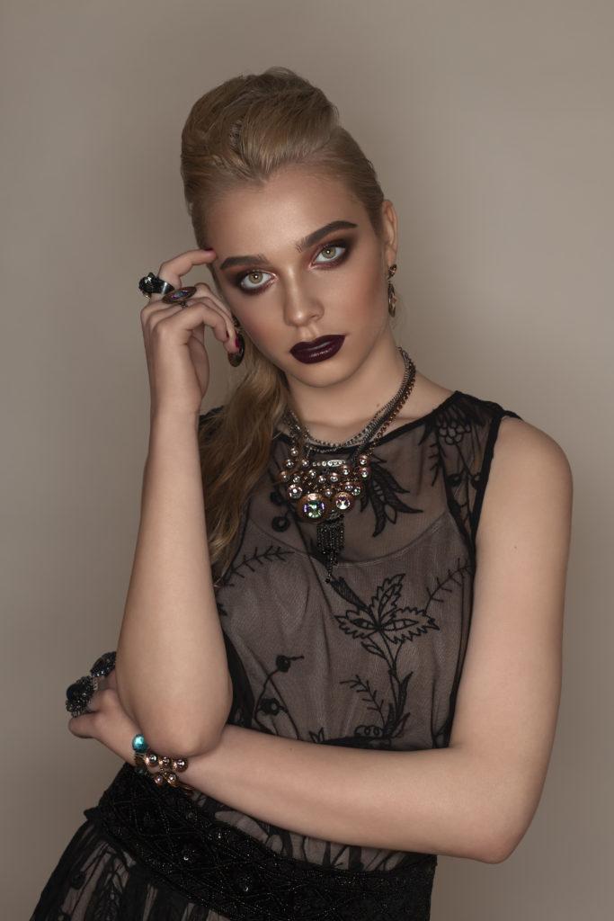 Editorial Makeup Photoshoot