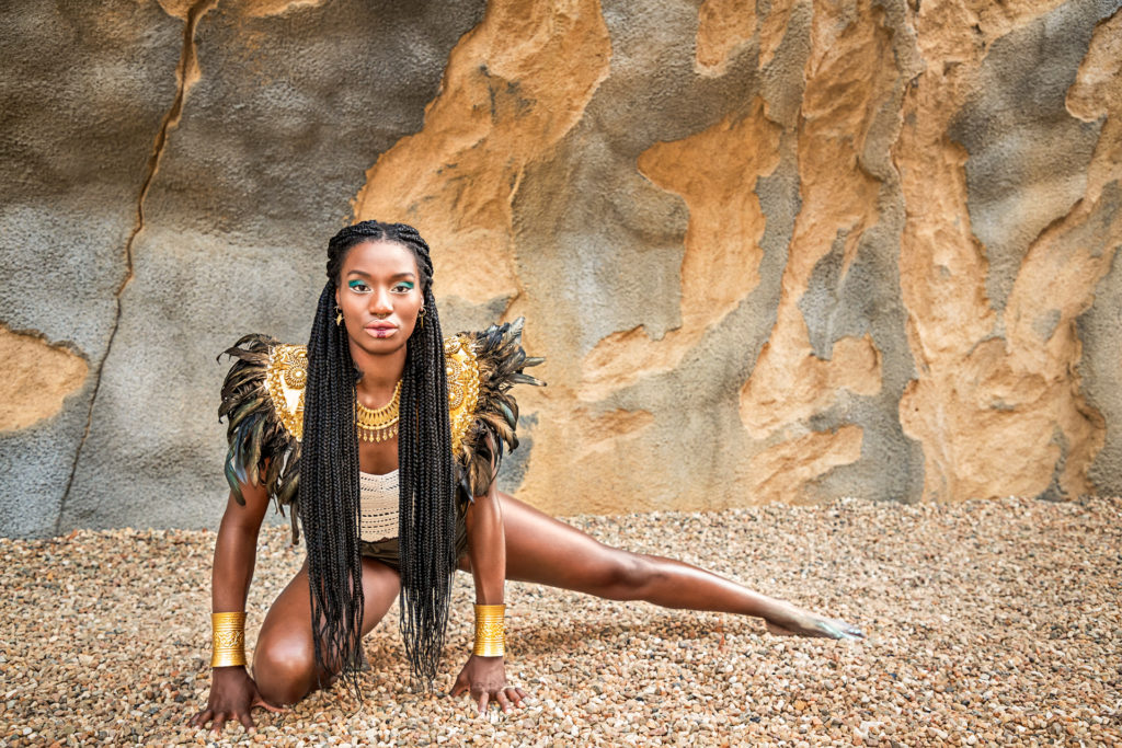 African Shoot by Phil Halfmann