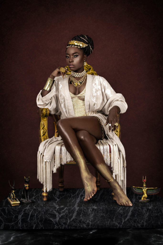 The Black Woman: The Jewel of Earth by Phil Halfmann