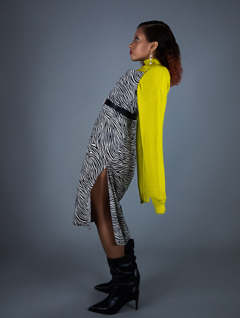 COVID Winter Hibernation: Fashion Editorial