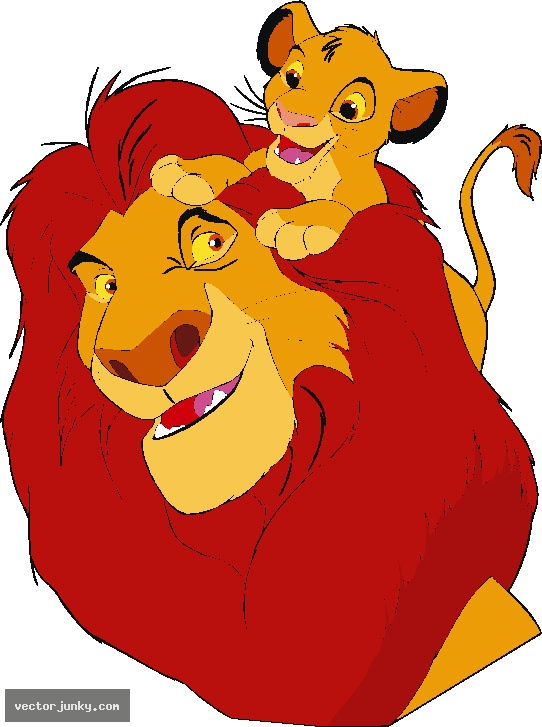 LION KING CLIP ART N56 BY PIXY.ORG