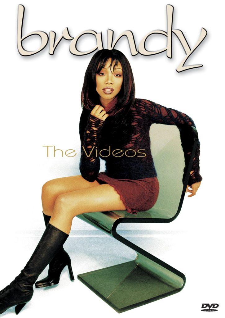 Brandy DVD Cover