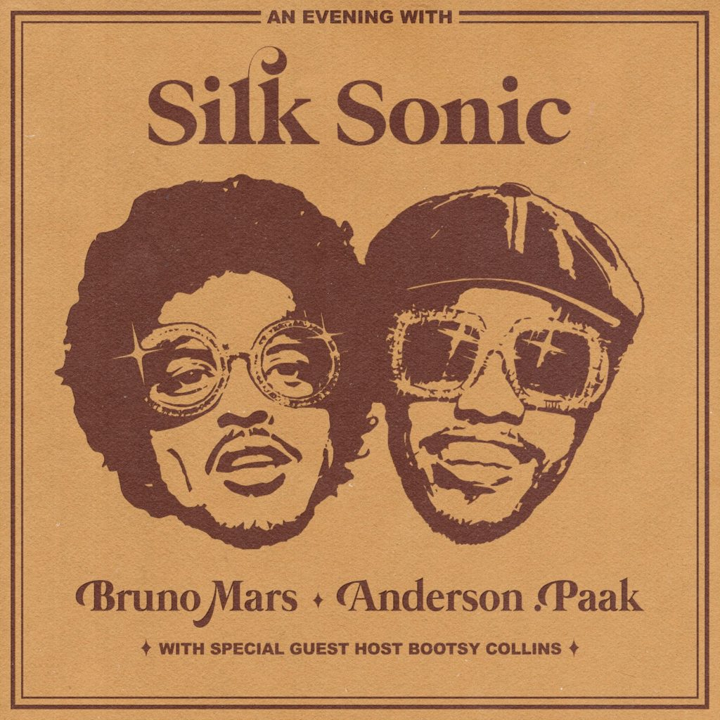 """COVER """"Leave the Door Open"""": Silky Smooth Single by Silk Sonic"""