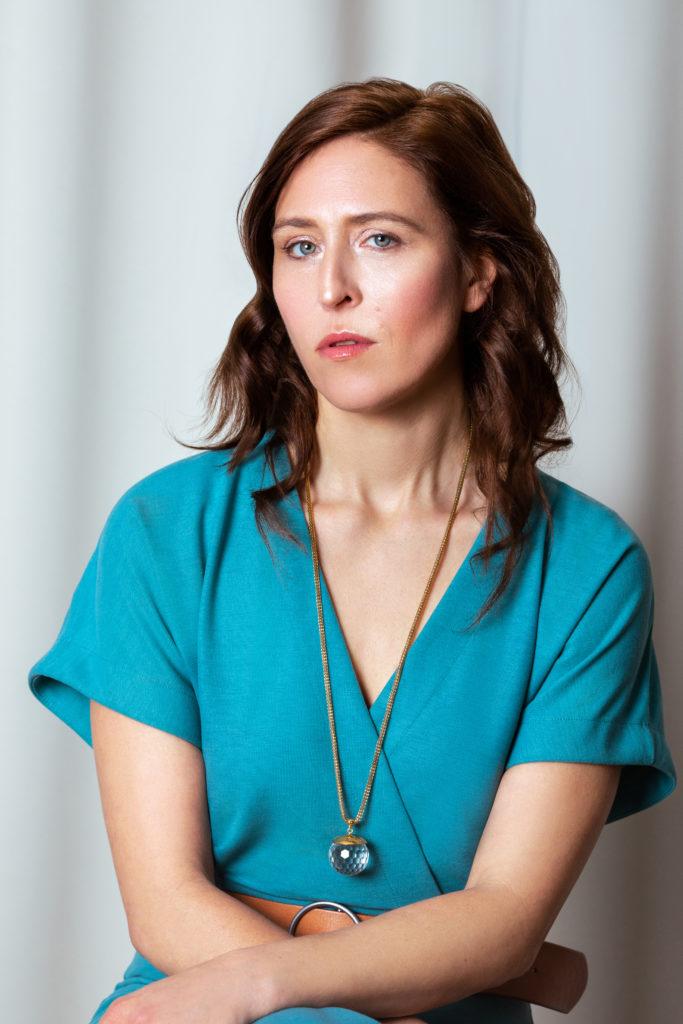 Britta Steffenhagen in Teal