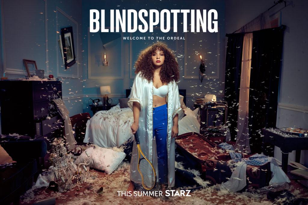 Blindspotting interview with Jasmine Cephas Jones