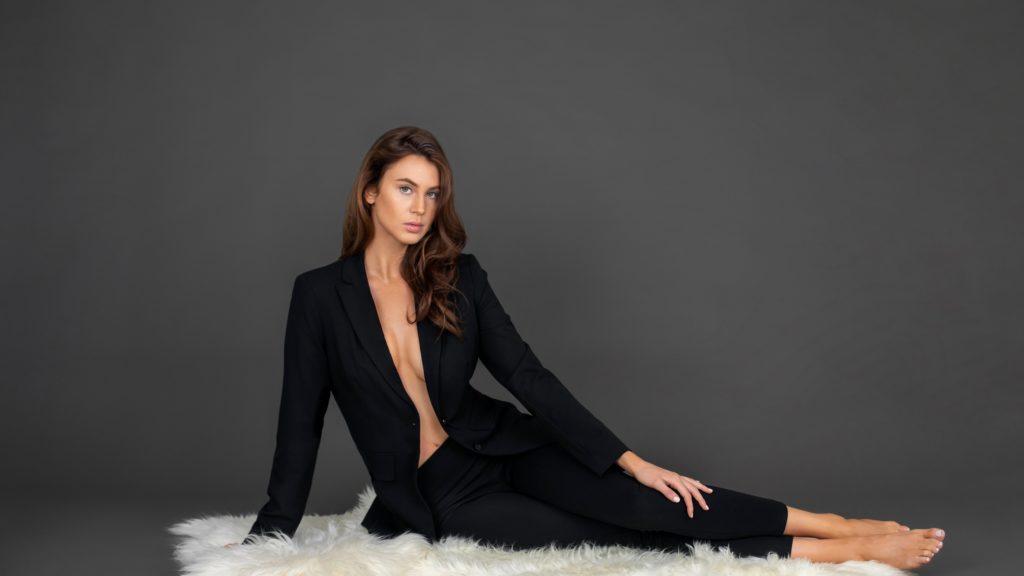 Simply Serene On Fur